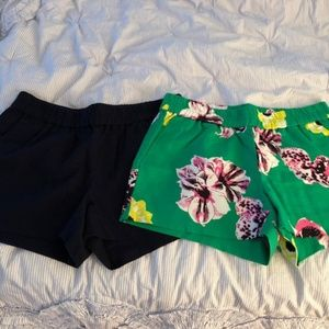 JCrew Shorts - Set of Two Pairs
